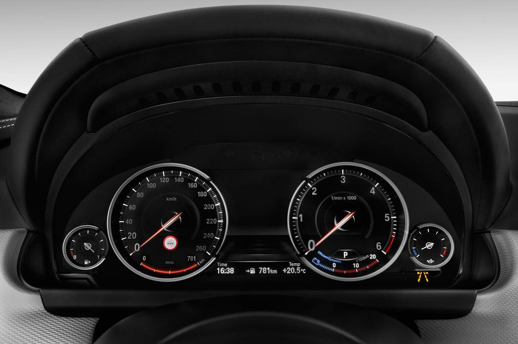 BMW 6er - Coupé (2011 - heute) 4 Türen Tacho und Fahrerinstrumente