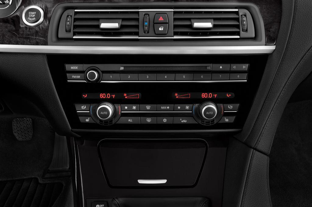 BMW 6er M Sportpaket Coupé (2011 - heute) 2 Türen Temperatur und Klimaanlage