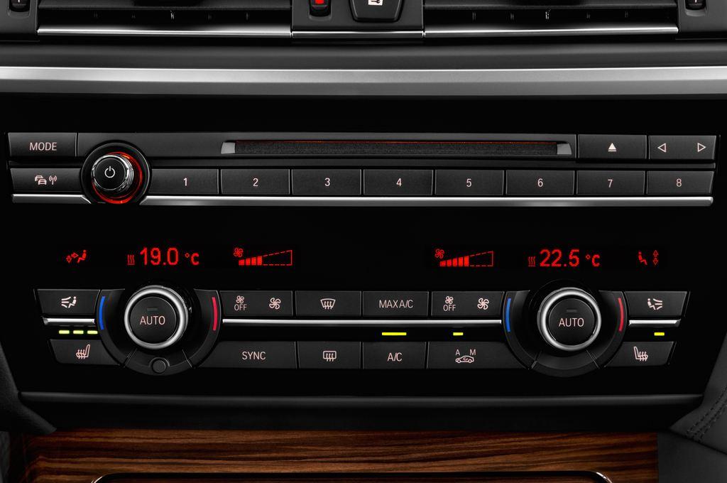 BMW 6er - Coupé (2011 - heute) 2 Türen Temperatur und Klimaanlage