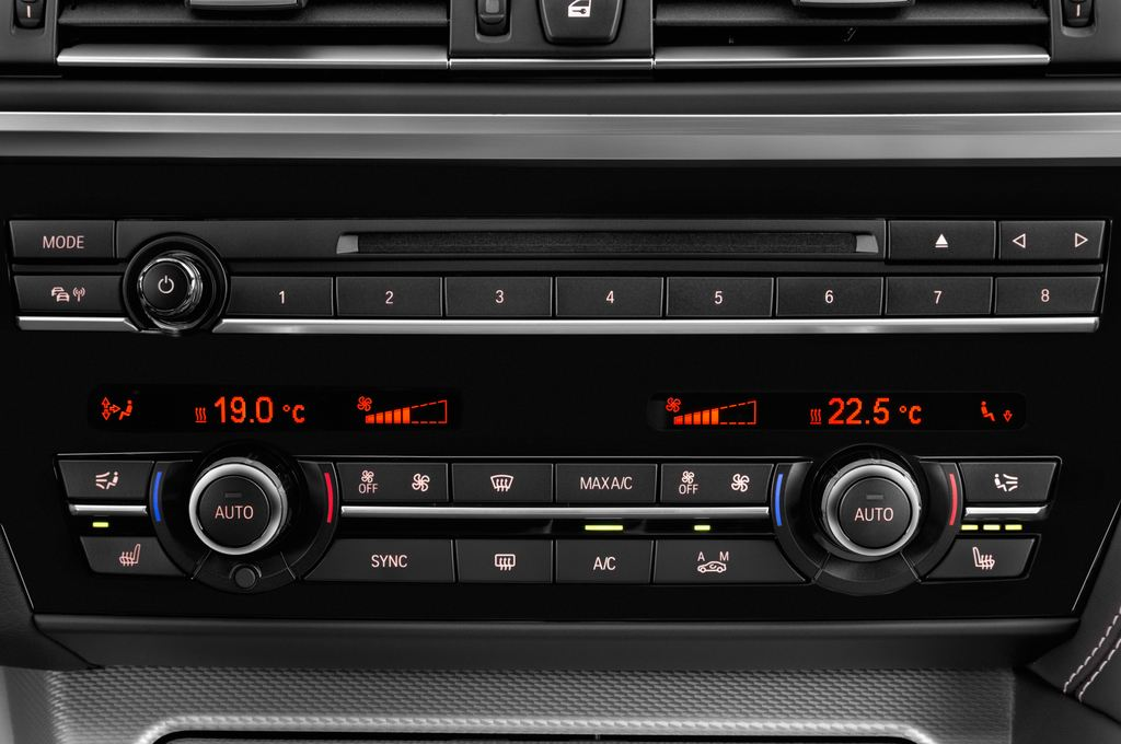 BMW 6er - Coupé (2011 - heute) 4 Türen Temperatur und Klimaanlage