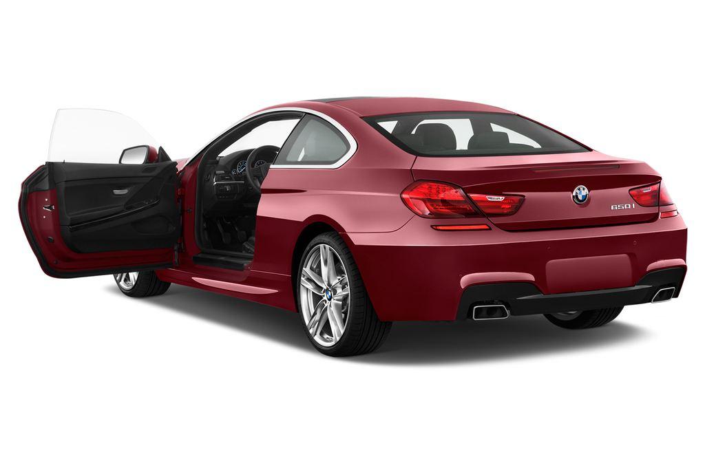BMW 6er M Sportpaket Coupé (2011 - heute) 2 Türen Tür geöffnet