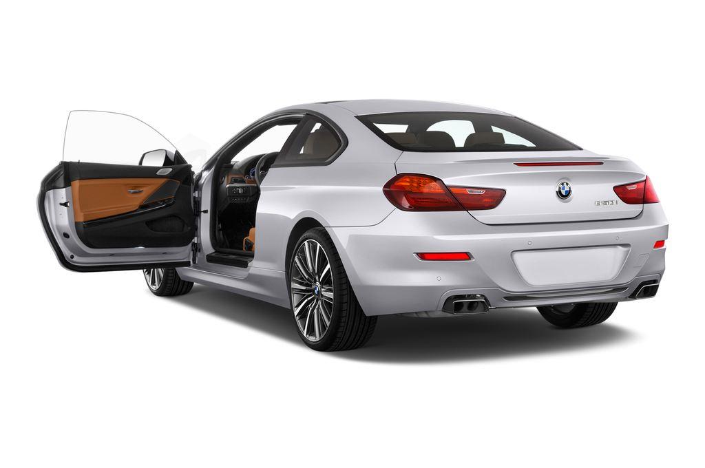 BMW 6er - Coupé (2011 - heute) 2 Türen Tür geöffnet