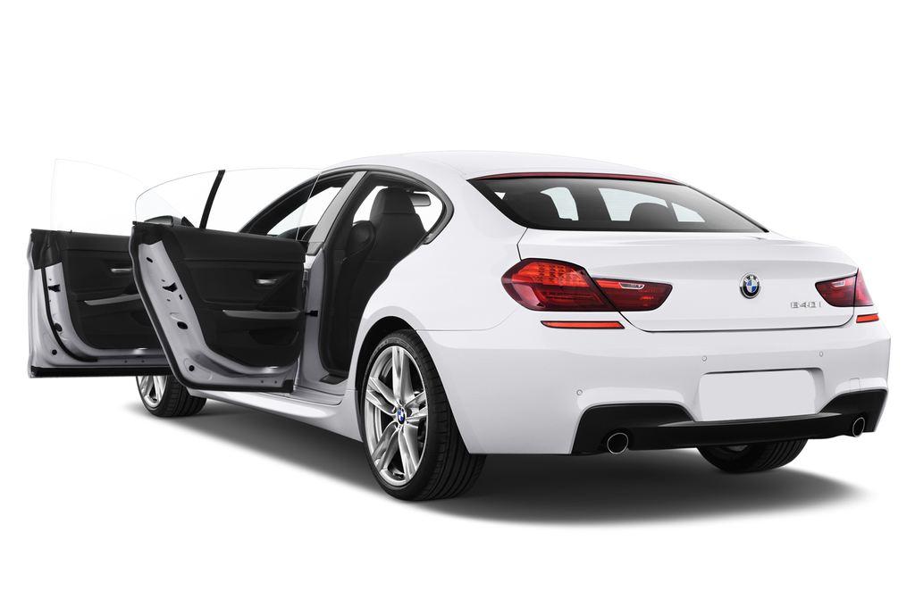 BMW 6er 640i Coupé (2011 - heute) 4 Türen Tür geöffnet
