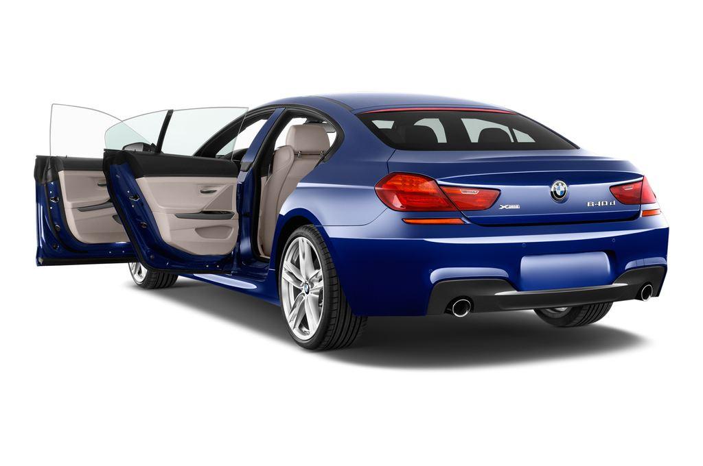 BMW 6er - Coupé (2011 - heute) 4 Türen Tür geöffnet