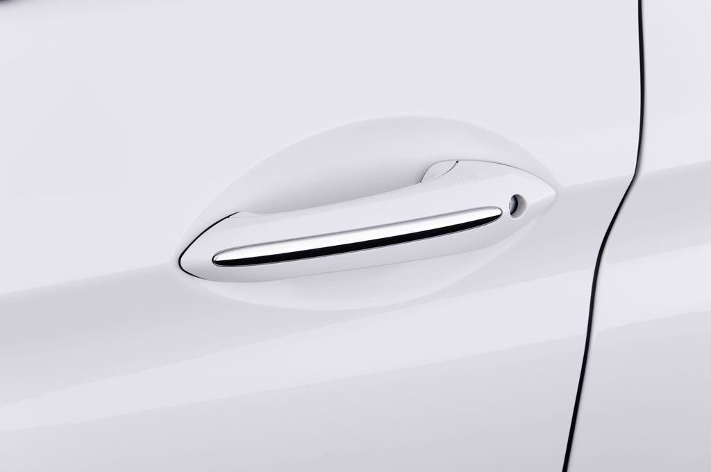 BMW 6er 640i Coupé (2011 - heute) 4 Türen Türgriff