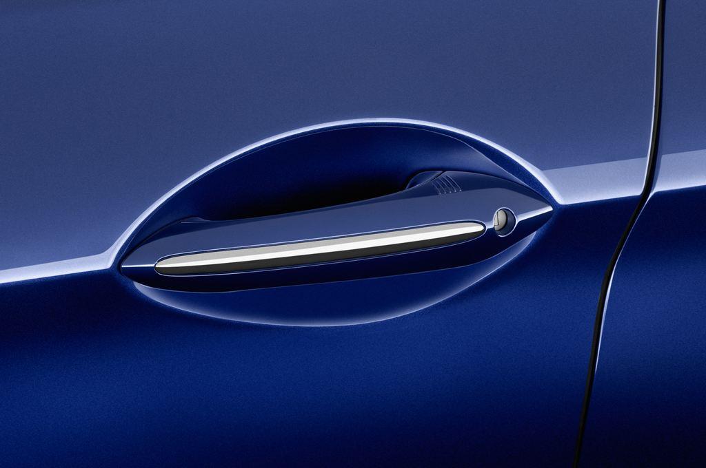 BMW 6er - Coupé (2011 - heute) 4 Türen Türgriff
