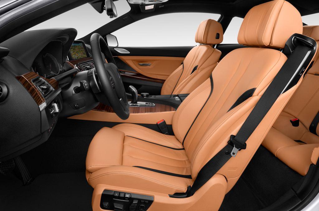 BMW 6er - Coupé (2011 - heute) 2 Türen Vordersitze