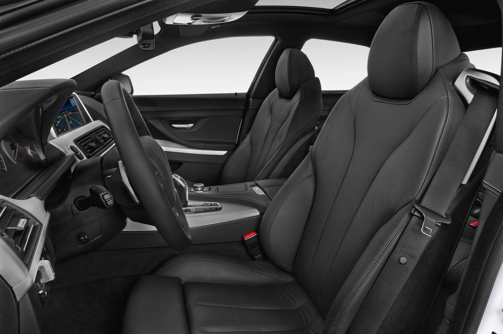 BMW 6er 640i Coupé (2011 - heute) 4 Türen Vordersitze
