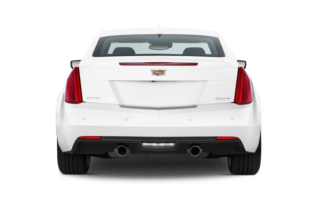 Cadillac ATS Premium Coupé (2014 - heute) 2 Türen Heckansicht
