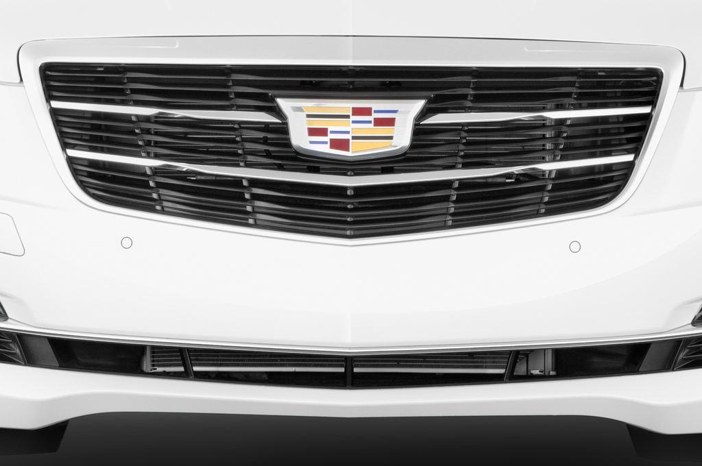 Cadillac ATS Premium Coupé (2014 - heute) 2 Türen Kühlergrill und Scheinwerfer