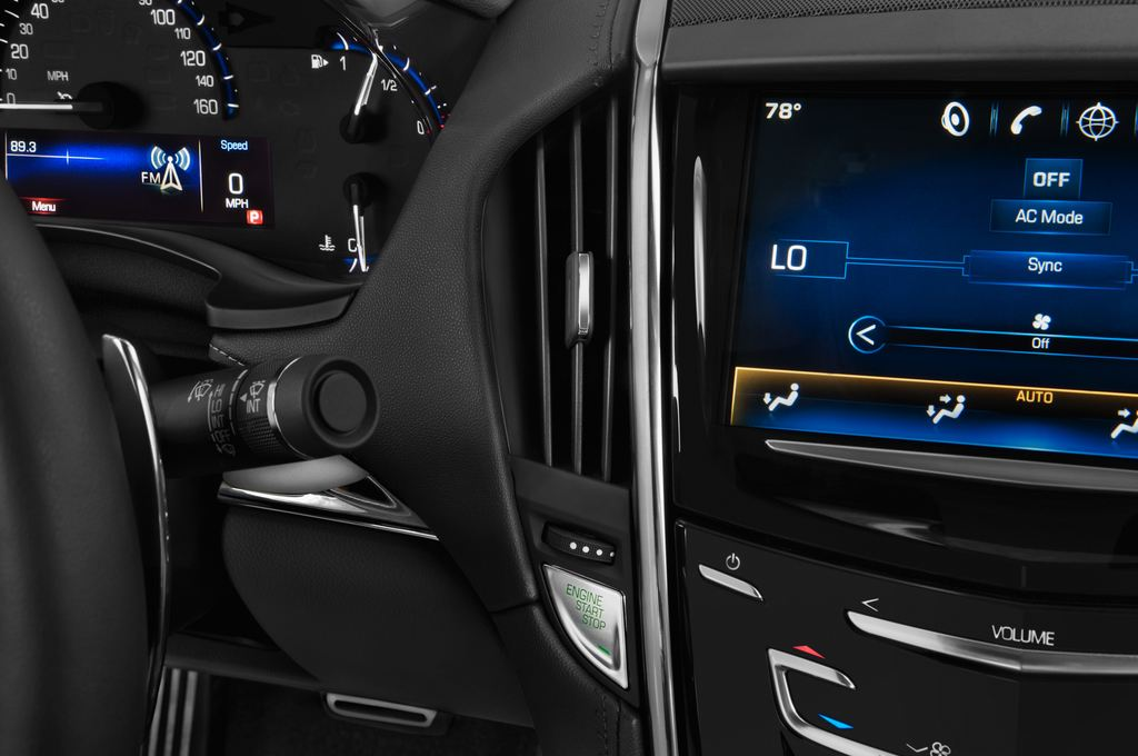 Cadillac ATS Premium Coupé (2014 - heute) 2 Türen Lüftung