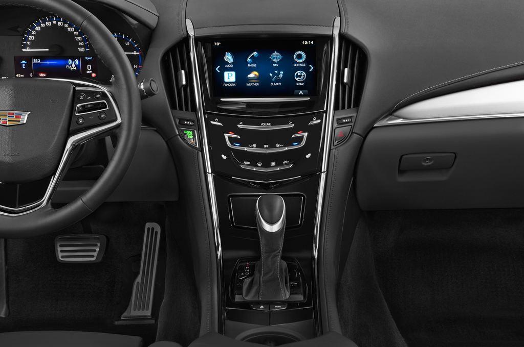 Cadillac ATS Premium Coupé (2014 - heute) 2 Türen Mittelkonsole
