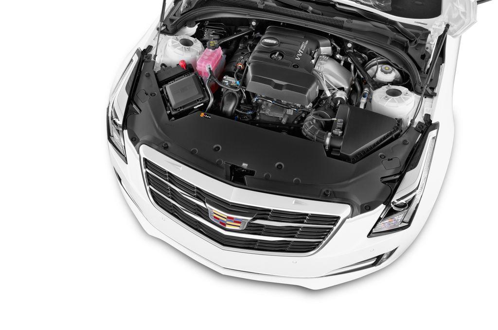 Cadillac ATS Premium Coupé (2014 - heute) 2 Türen Motor