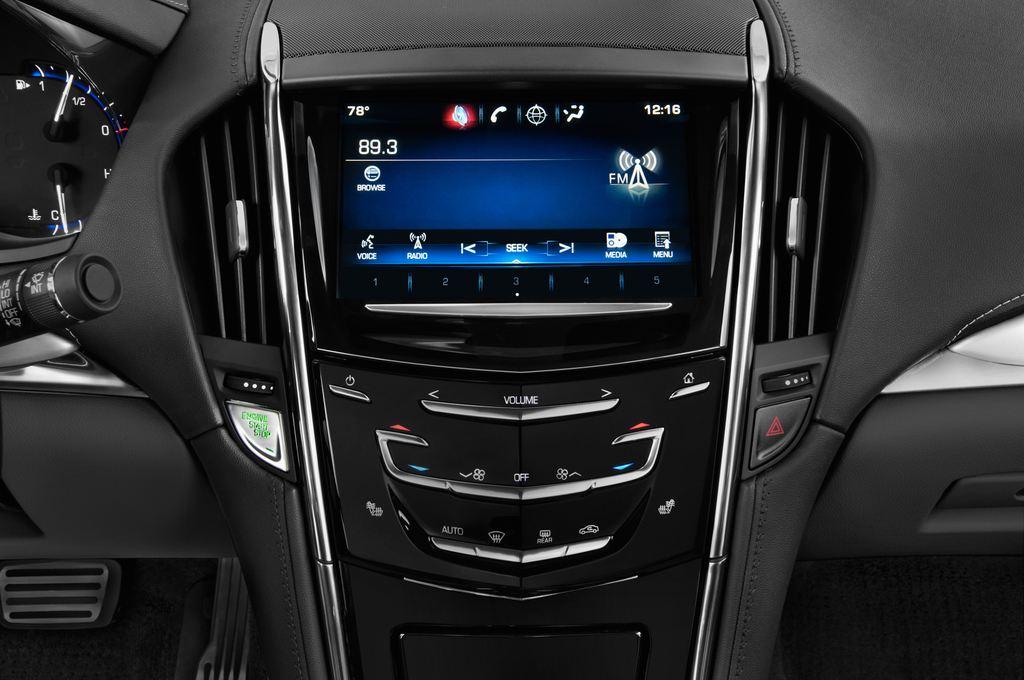 Cadillac ATS Premium Coupé (2014 - heute) 2 Türen Radio und Infotainmentsystem