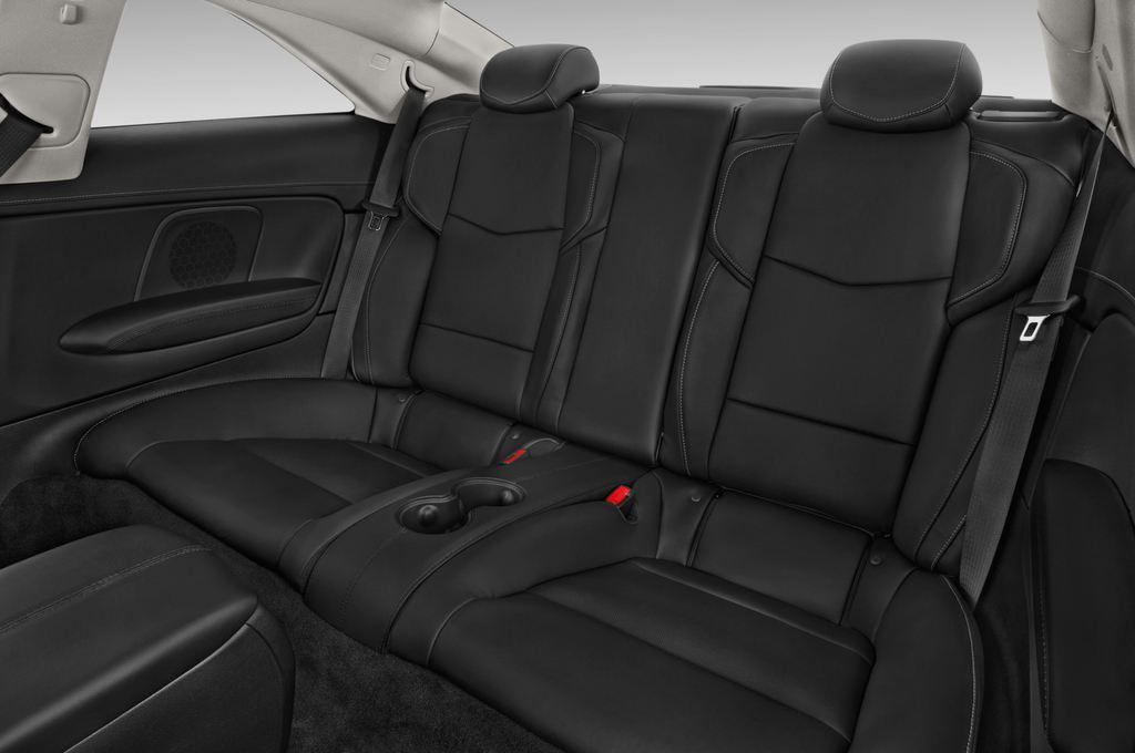 Cadillac ATS Premium Coupé (2014 - heute) 2 Türen Rücksitze