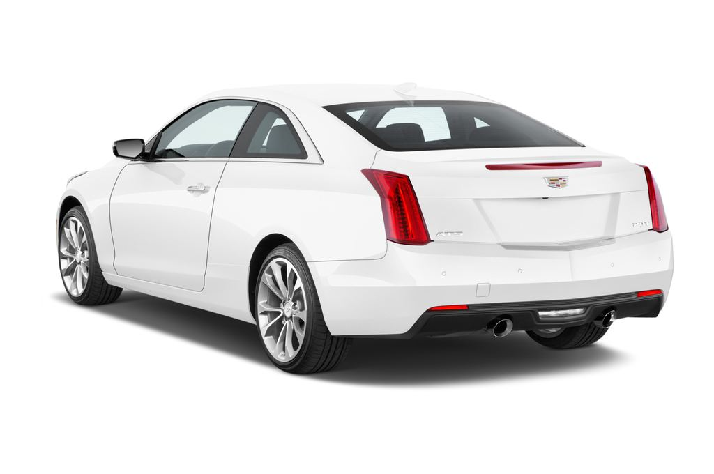 Cadillac ATS Premium Coupé (2014 - heute) 2 Türen seitlich hinten