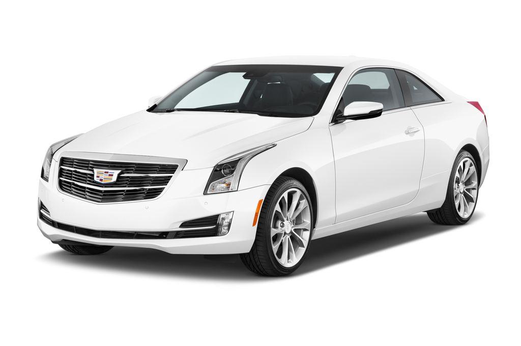 Cadillac ATS Premium Coupé (2014 - heute) 2 Türen seitlich vorne