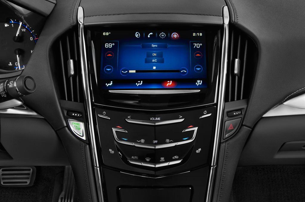 Cadillac ATS Premium Coupé (2014 - heute) 2 Türen Temperatur und Klimaanlage
