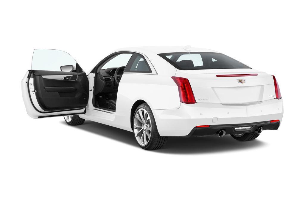 Cadillac ATS Premium Coupé (2014 - heute) 2 Türen Tür geöffnet