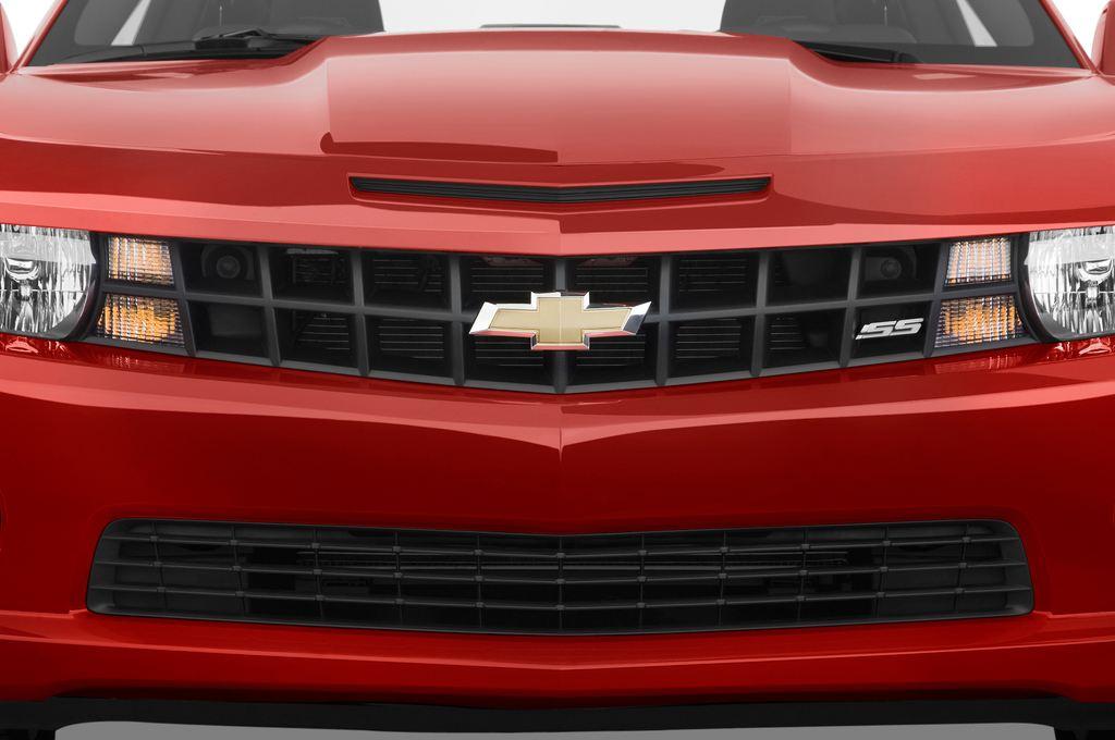 Chevrolet Camaro - Coupé (2009 - 2016) 2 Türen Kühlergrill und Scheinwerfer