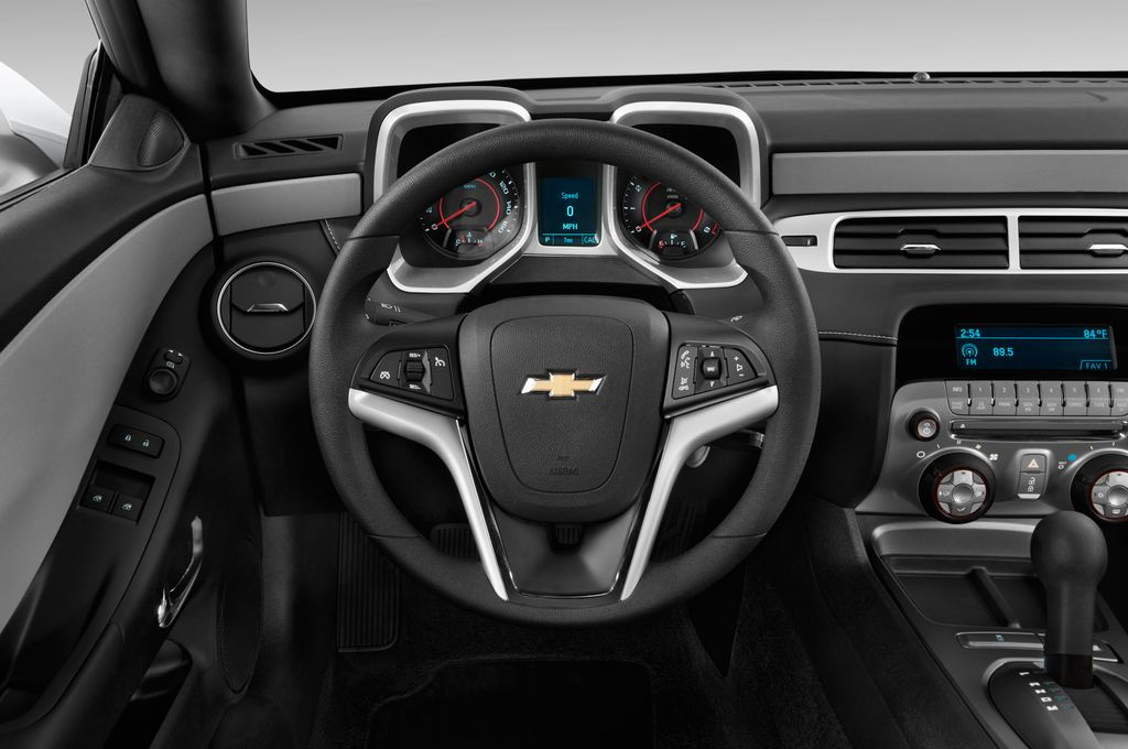 Chevrolet Camaro - Coupé (2009 - 2016) 2 Türen Lenkrad