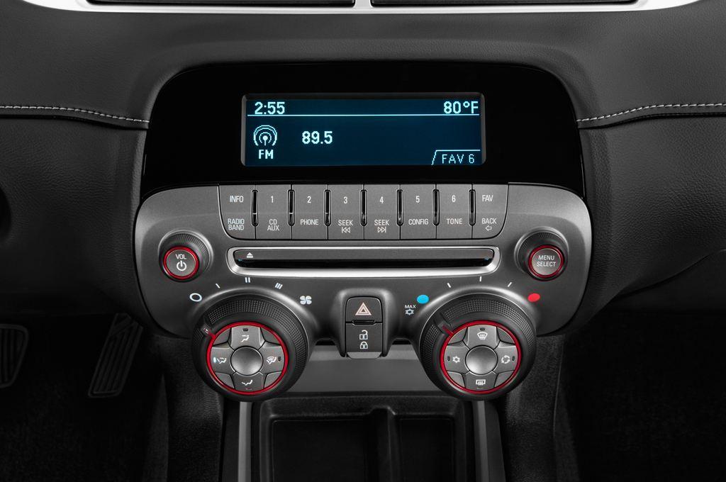 Chevrolet Camaro - Coupé (2009 - 2016) 2 Türen Radio und Infotainmentsystem