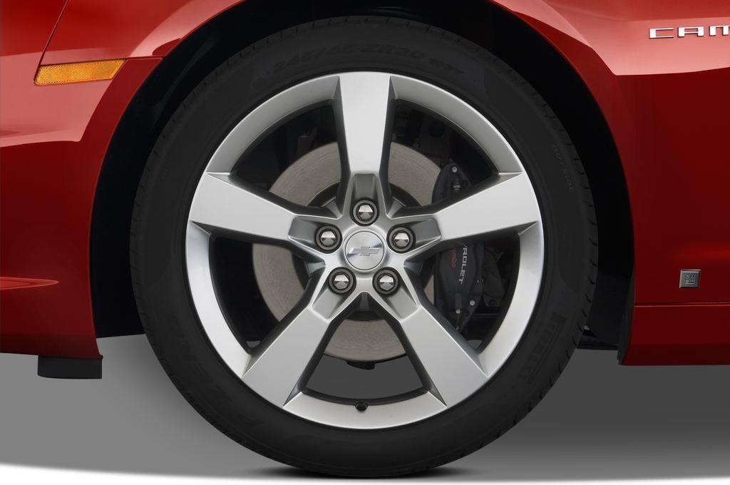 Chevrolet Camaro - Coupé (2009 - 2016) 2 Türen Reifen und Felge