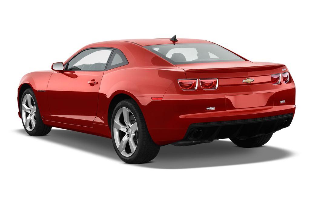 Chevrolet Camaro - Coupé (2009 - 2016) 2 Türen seitlich hinten