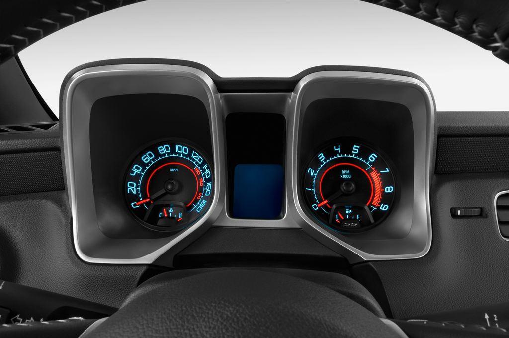 Chevrolet Camaro - Coupé (2009 - 2016) 2 Türen Tacho und Fahrerinstrumente