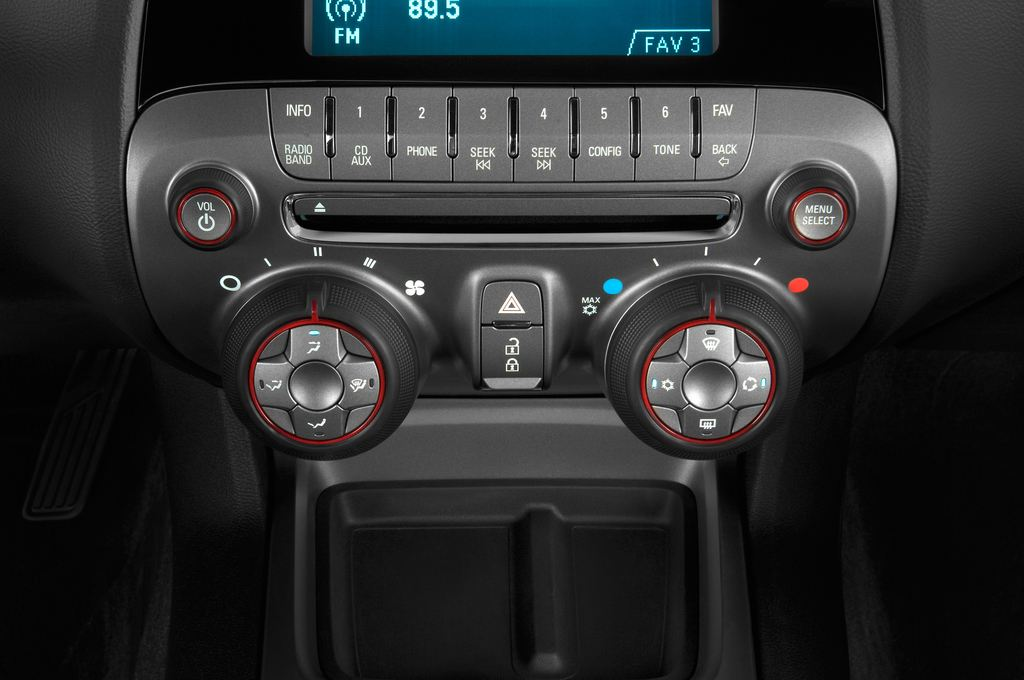 Chevrolet Camaro - Coupé (2009 - 2016) 2 Türen Temperatur und Klimaanlage