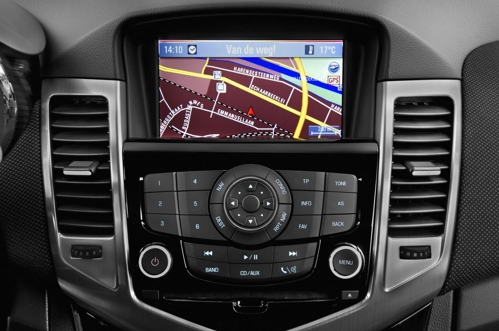 Chevrolet Cruze LTZ Kombi (2012 - 2016) 5 Türen Radio und Infotainmentsystem
