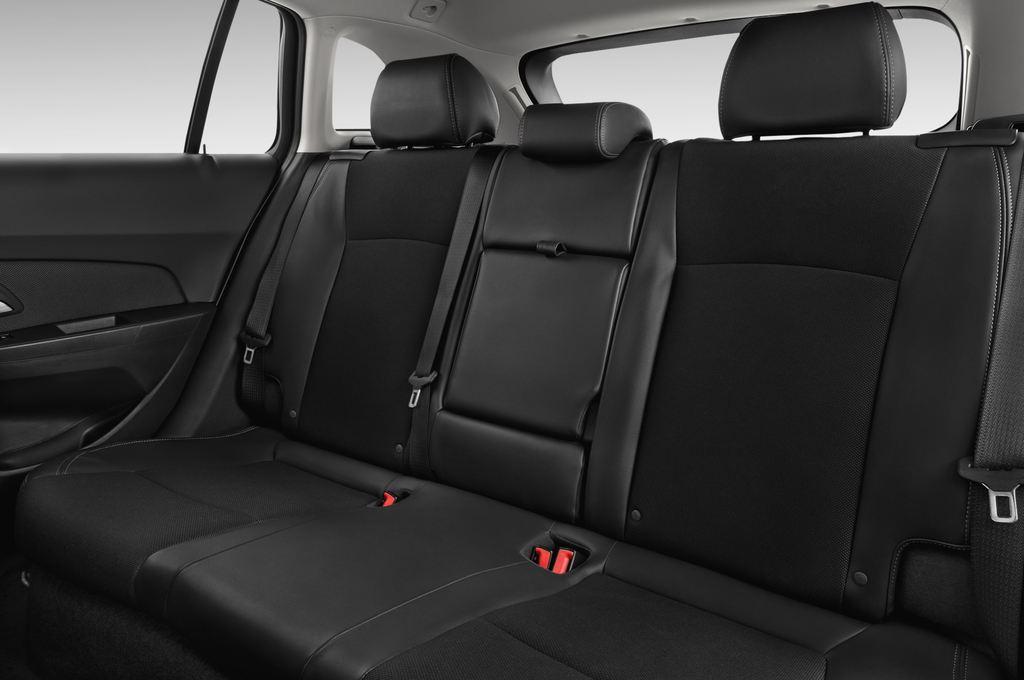 Chevrolet Cruze LTZ Kombi (2012 - 2016) 5 Türen Rücksitze