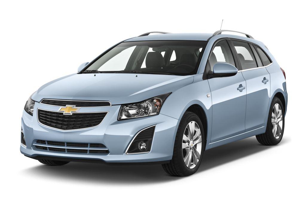 Chevrolet Cruze LTZ Kombi (2012 - 2016) 5 Türen seitlich vorne