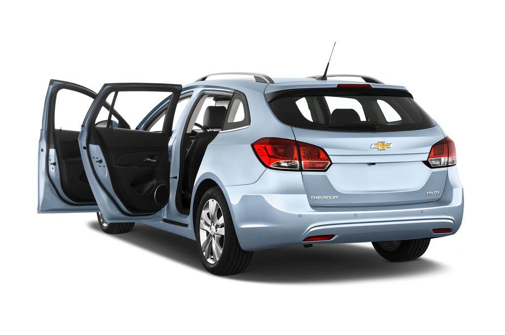 Chevrolet Cruze LTZ Kombi (2012 - 2016) 5 Türen Tür geöffnet