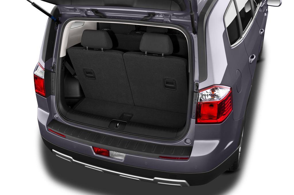 Chevrolet Orlando LTZ SUV (2010 - heute) 5 Türen Kofferraum