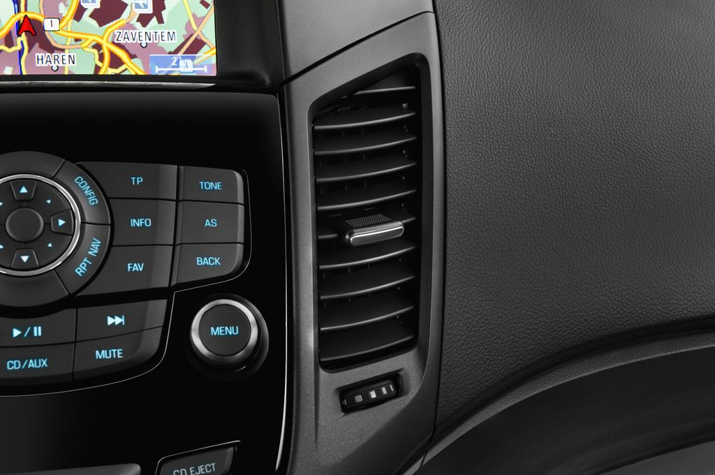 Chevrolet Orlando LTZ SUV (2010 - heute) 5 Türen Lüftung