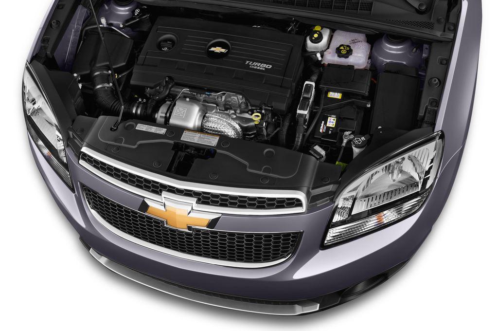 Chevrolet Orlando LTZ SUV (2010 - heute) 5 Türen Motor