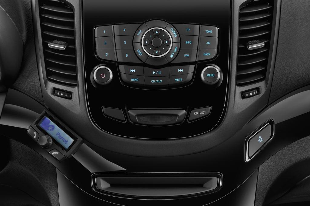 Chevrolet Orlando LTZ SUV (2010 - heute) 5 Türen Radio und Infotainmentsystem