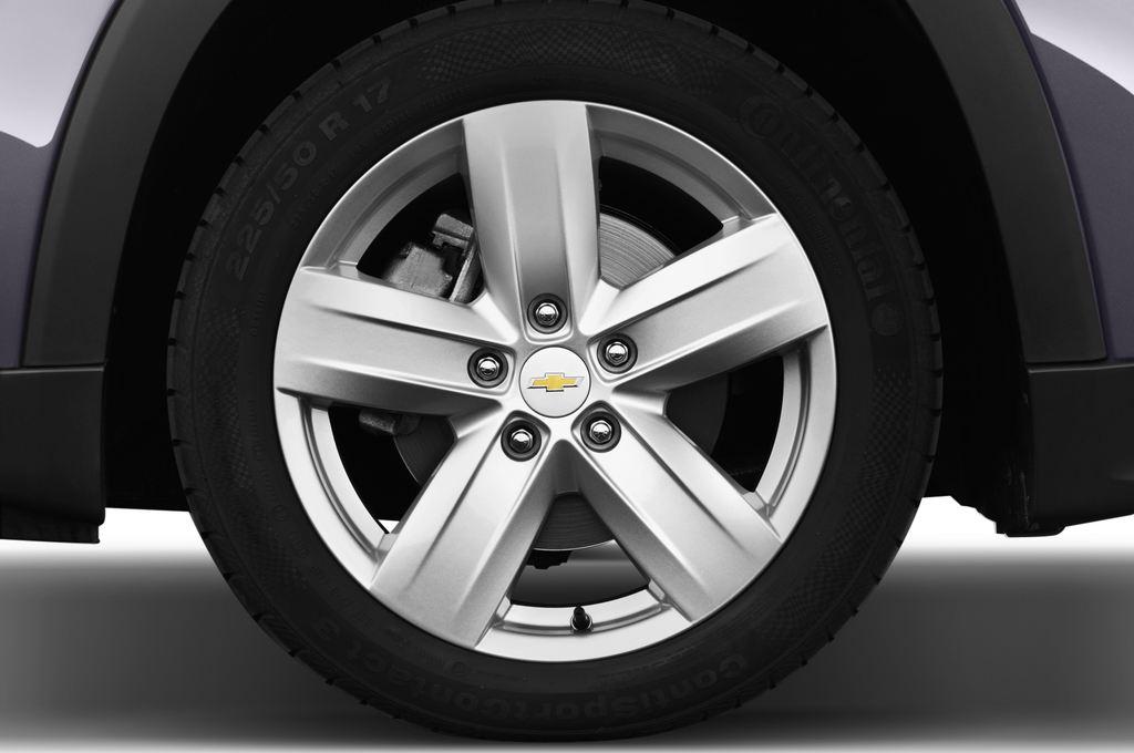 Chevrolet Orlando LTZ SUV (2010 - heute) 5 Türen Reifen und Felge
