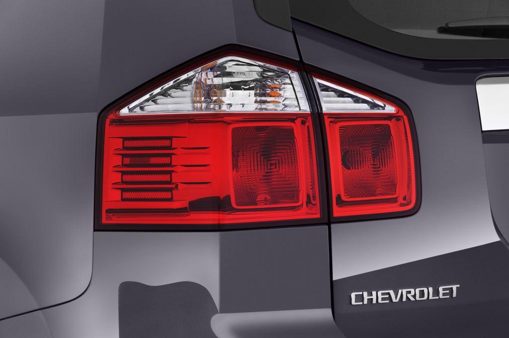 Chevrolet Orlando LTZ SUV (2010 - heute) 5 Türen Rücklicht