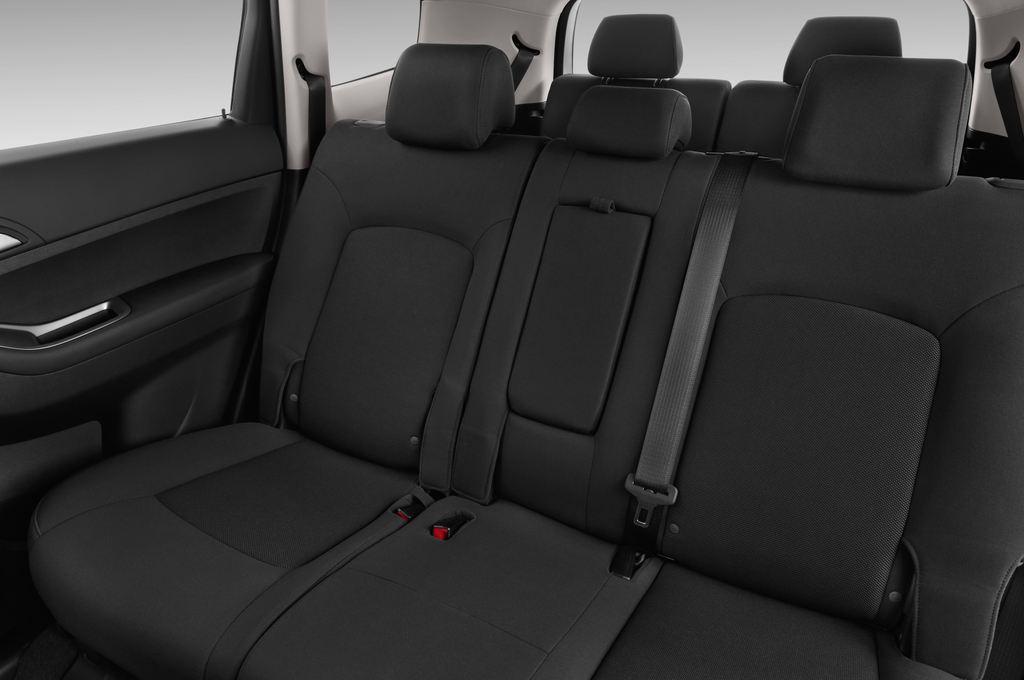 Chevrolet Orlando LTZ SUV (2010 - heute) 5 Türen Rücksitze