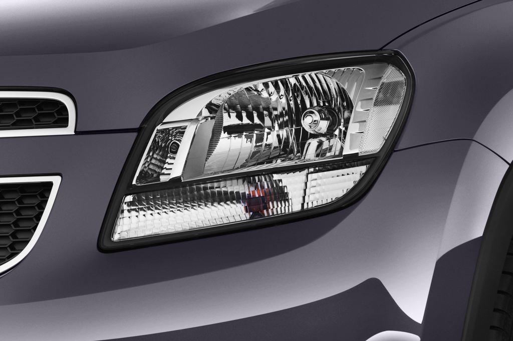 Chevrolet Orlando LTZ SUV (2010 - heute) 5 Türen Scheinwerfer