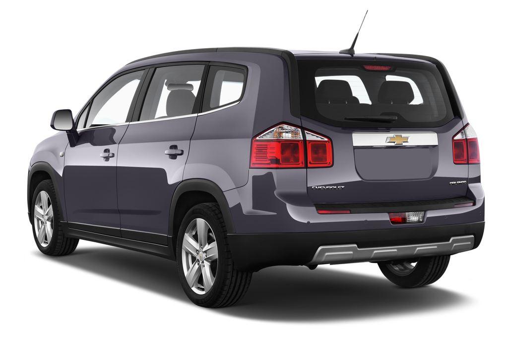 Chevrolet Orlando LTZ SUV (2010 - heute) 5 Türen seitlich hinten