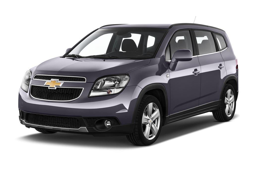 Chevrolet Orlando LTZ SUV (2010 - heute) 5 Türen seitlich vorne