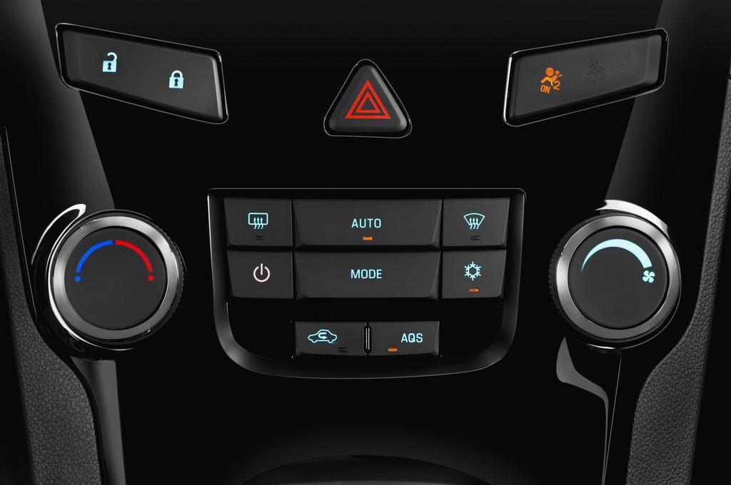 Chevrolet Orlando LTZ SUV (2010 - heute) 5 Türen Temperatur und Klimaanlage