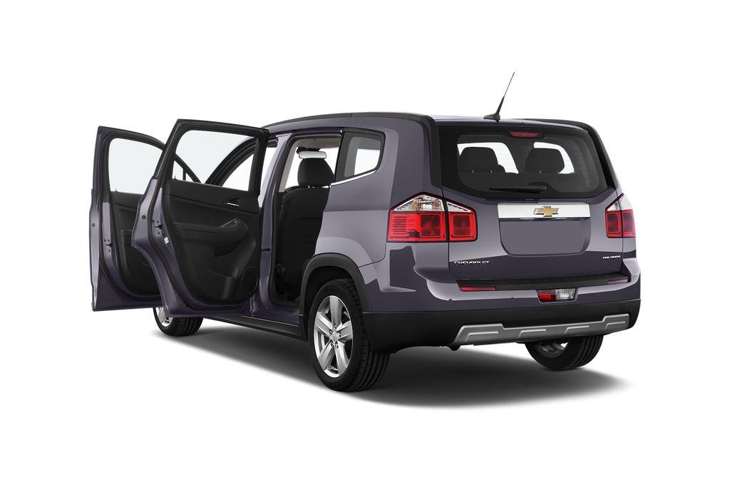 Chevrolet Orlando LTZ SUV (2010 - heute) 5 Türen Tür geöffnet
