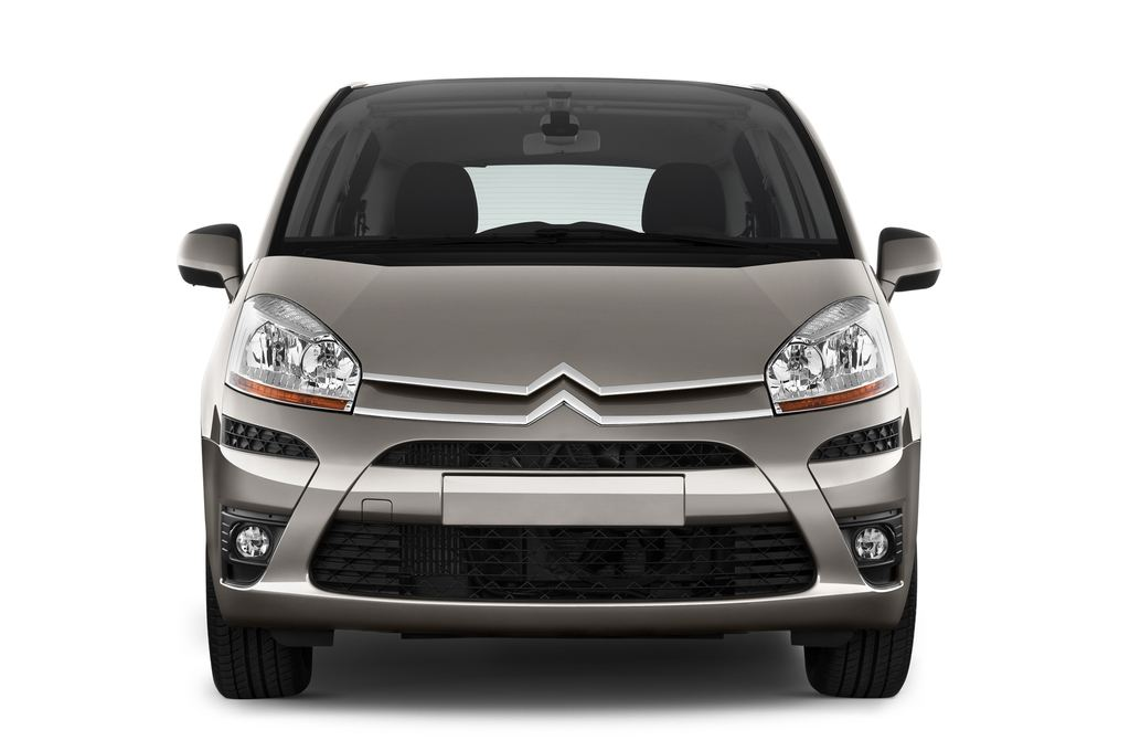 Citroen C4 Picasso Seduction Van (2006 - 2013) 5 Türen Frontansicht