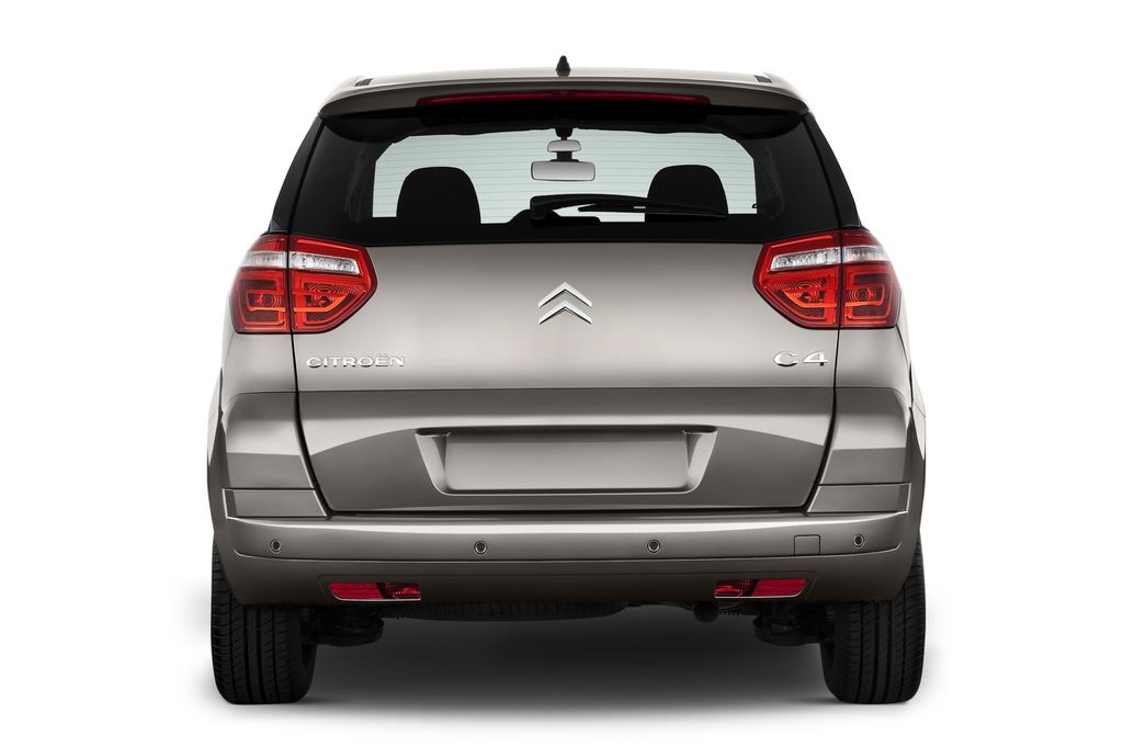 Citroen C4 Picasso Seduction Van (2006 - 2013) 5 Türen Heckansicht