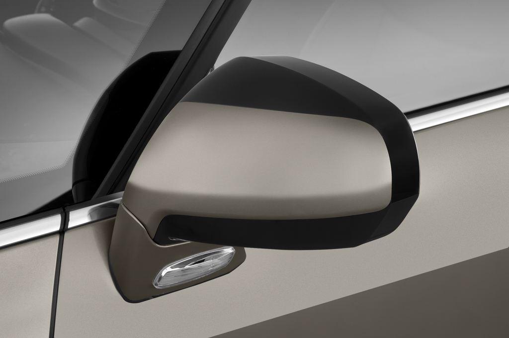 Citroen C4 Picasso Exclusive Van (2006 - 2013) 5 Türen Außenspiegel