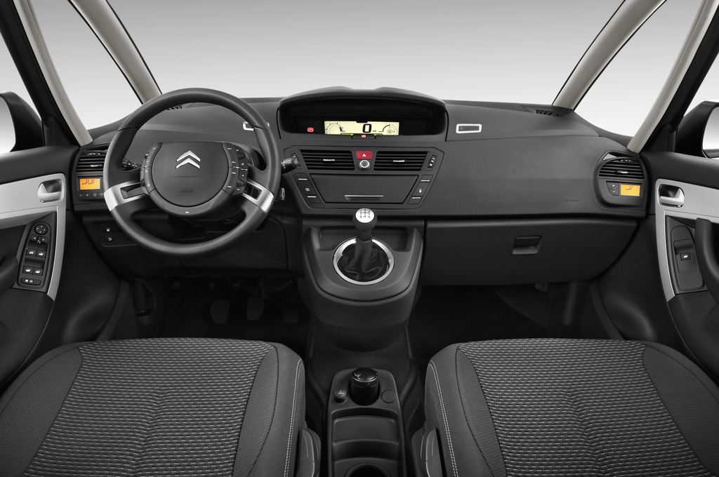 Citroen C4 Picasso Seduction Van (2006 - 2013) 5 Türen Cockpit und Innenraum